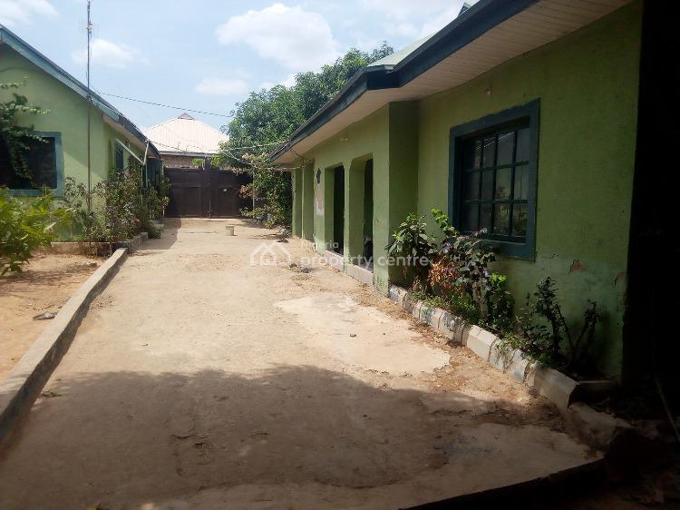 a 2 Units of 2 Bedrooms Bungalow and 2 Units of 1 Bedroom Bungalow, Fcda Gidan Mangoro Resettlement Estate, Kurudu, Abuja, Detached Bungalow for Sale