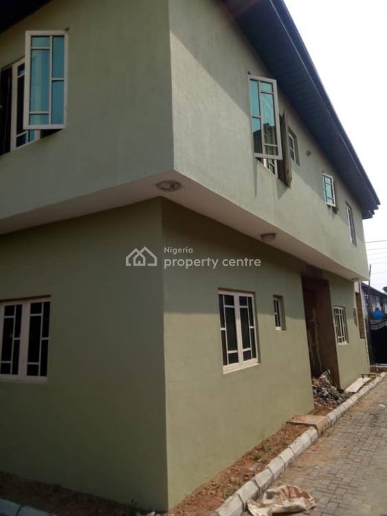 Newly Built 4 Bedroom Semi Detached, Phase 1, Magodo, Lagos, Semi-detached Duplex for Rent