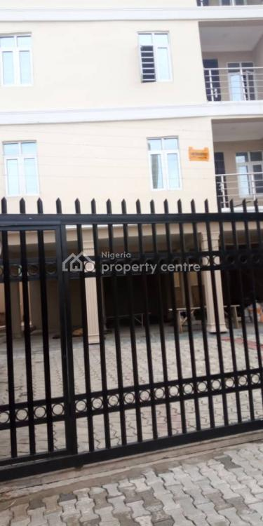 New Executive Well Finished 2bedroom Ensuit, By Isaac John Yaba, Yaba, Lagos, Block of Flats for Sale