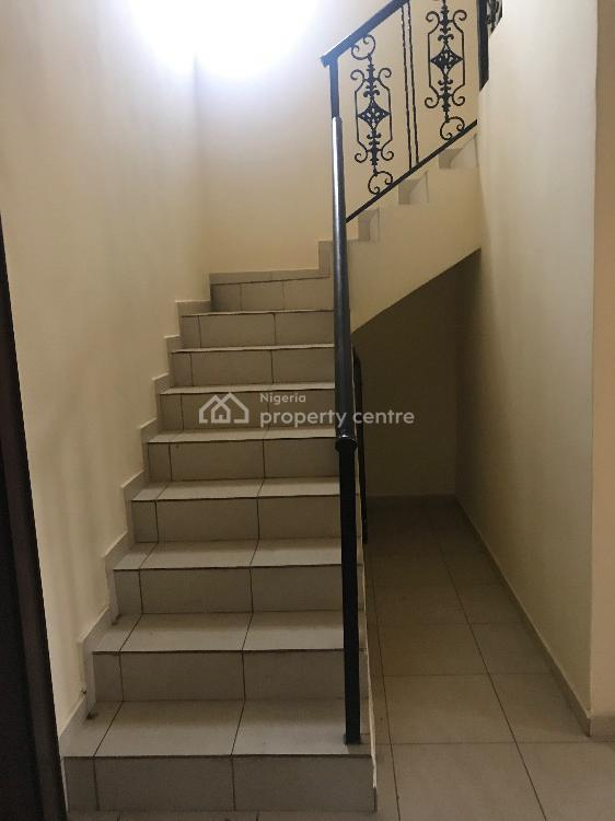Luxuriously Spacious 4 Bedroom Duplex with a Bq, Diplomatic Zone, Katampe Extension, Katampe, Abuja, Semi-detached Duplex for Rent