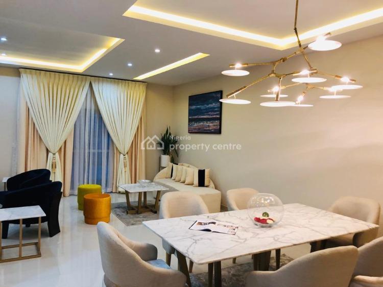 Finished Sothis 4 Bedroom Apartment, Gbangbala Street Eti-osa, Lekki, Lagos, Flat Short Let