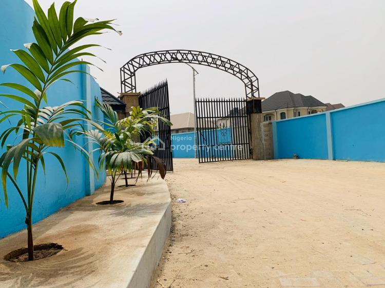 Luxery Berry - 4 Bedroom Semi Detached Duplex with a Gym, Omole Phase Ii Extension Sharing Boundary with Magodo Phase 2, Magodo, Lagos, Semi-detached Duplex for Sale