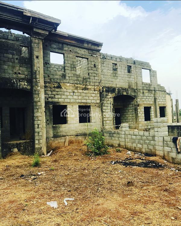 7 Units of 5bedroom Terraced Duplex, Asokoro District, Abuja, Terraced Duplex for Sale