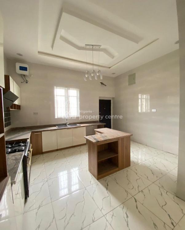 Superb and Beautiful 4 Bedroom Terrace with 24hrs Light, Pool, Gym, Ikate, Lekki Phase 1, Lekki, Lagos, Terraced Duplex for Sale