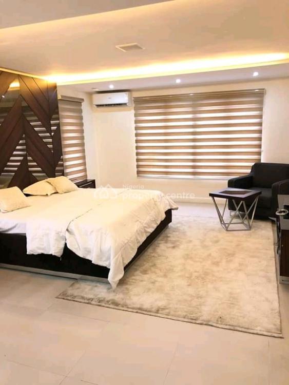 Big Compound Fully Furnished 4bedroom Duplex with Swimming Pool, Lekki Phase 1, Lekki, Lagos, Semi-detached Duplex for Sale