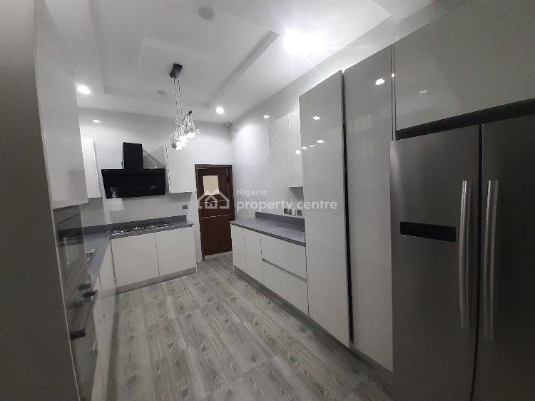 Spacious 5 Bedroom Terraced House with a Bq, Marwa, Lekki, Lagos, Terraced Duplex for Sale