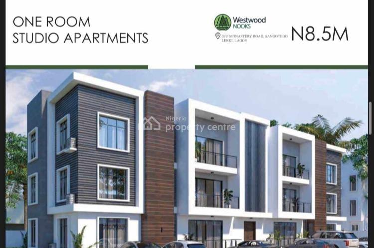 1bedroom Studio Apartment, Sangotedo, Ajah, Lagos, Block of Flats for Sale