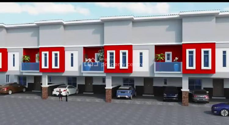 Get Your Keys with a Little Deposit to an Exquisitely Finished House, Between Chevron and Vgc, Lekki Phase 2, Creek Avenue Court, Ikota, Lekki, Lagos, Terraced Duplex for Sale