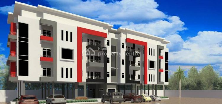 Pack in to an Affordable Luxury 2 Bedroom Apartments. Two Units, Salvation Road, After Wema Bank, Omega Courts, Opebi, Ikeja, Lagos, Block of Flats for Sale