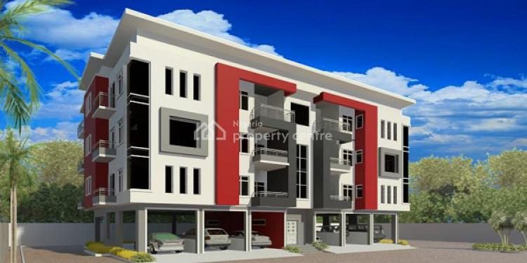 Congratulations, Own a Brand New Affordable Executive Apartment, Salvation Road, After Sheraton, Right End of The Road, Omega Courts, Opebi, Ikeja, Lagos, Block of Flats for Sale