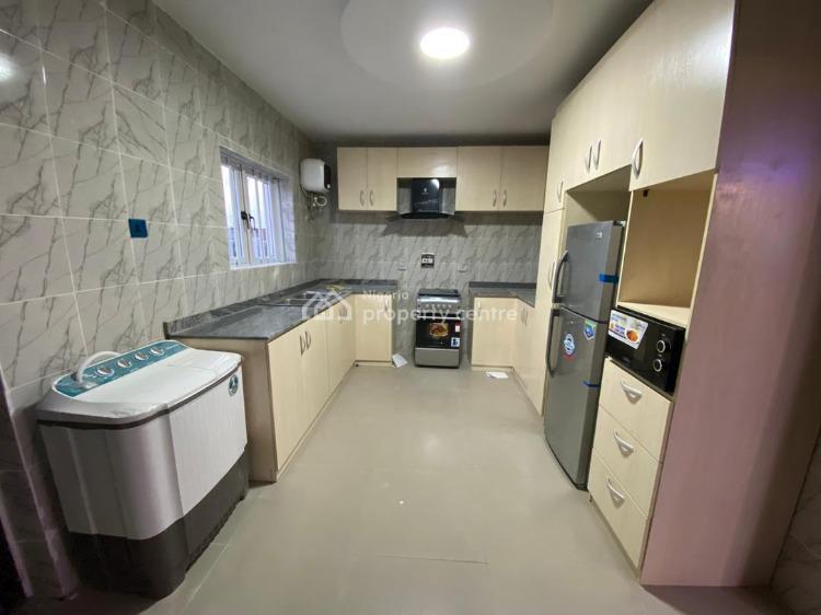 Brand New Bungalow for Executive and Comfortable Habitation, Vantage Court Richland Estate, Bogije Along Lekki Epe Expressway, Lekki Phase 2, Lekki, Lagos, Detached Bungalow for Sale