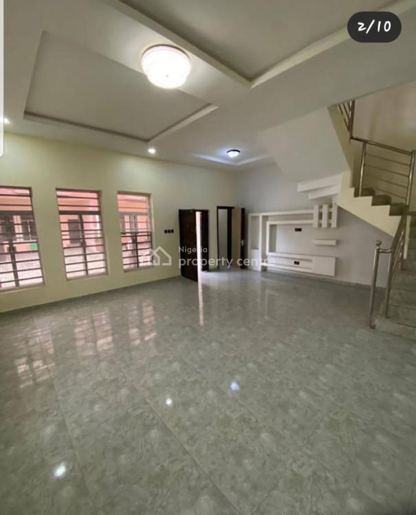 Luxury 4 Bedroom Terrace Duplex, Chevron, Lekki, Lagos, Terraced Duplex for Rent