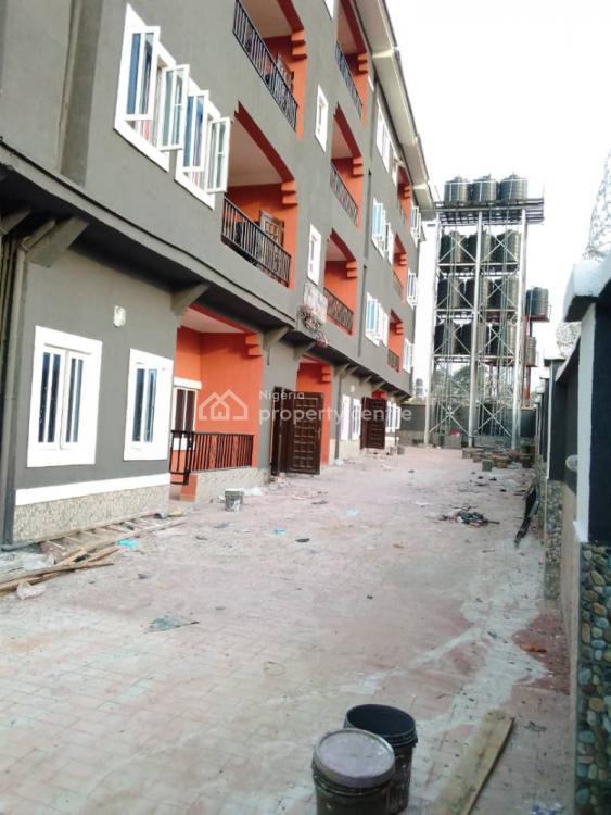 Three Bedroom Flats, Dental Road, Trans Ekulu, Enugu, Enugu, Mini Flat for Rent