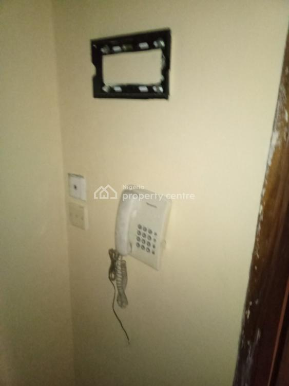 Luxury 2 Bedroom Flat with Cctv, Off Peter Odili Road, Trans Amadi, Port Harcourt, Rivers, Mini Flat for Rent