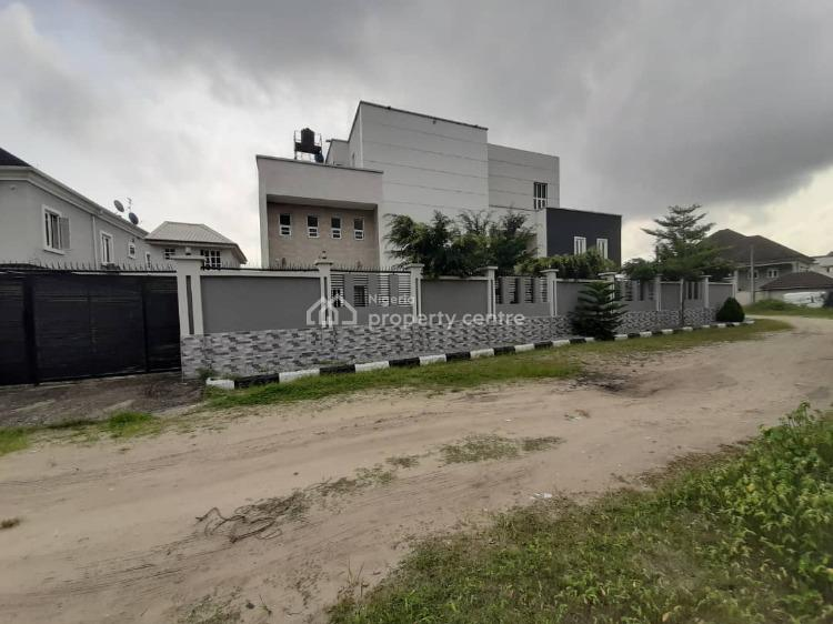 Comtemporary Built 8 Bedroom Detached Duplex with Servant Quarters, Located in a Serene and Secured Estate, Amuwo Odofin, Lagos, Detached Duplex for Sale