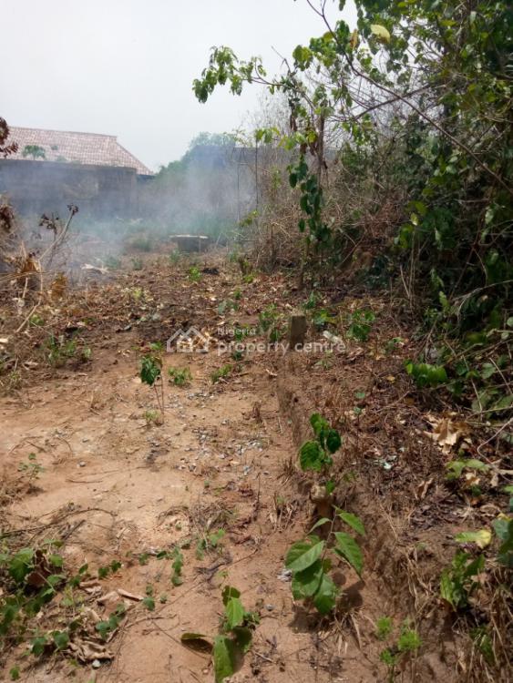 a Half Plot of Land, Ilara Off Rccg Auditorium, Ogijo, Ogun, Residential Land for Sale