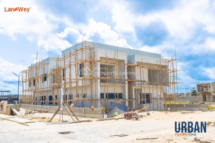 2 Bedroom Apartment Available, Abraham Adesanya Roundabout, Lekki Phase 2, Lekki, Lagos, Terraced Duplex for Sale