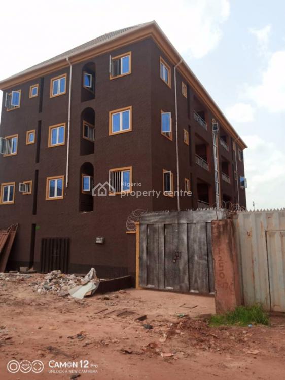 Brand New 3 Bedroom Flat All Ensuite, By Cornerstone Avenue, Trans Ekulu, Enugu, Enugu, Flat for Rent