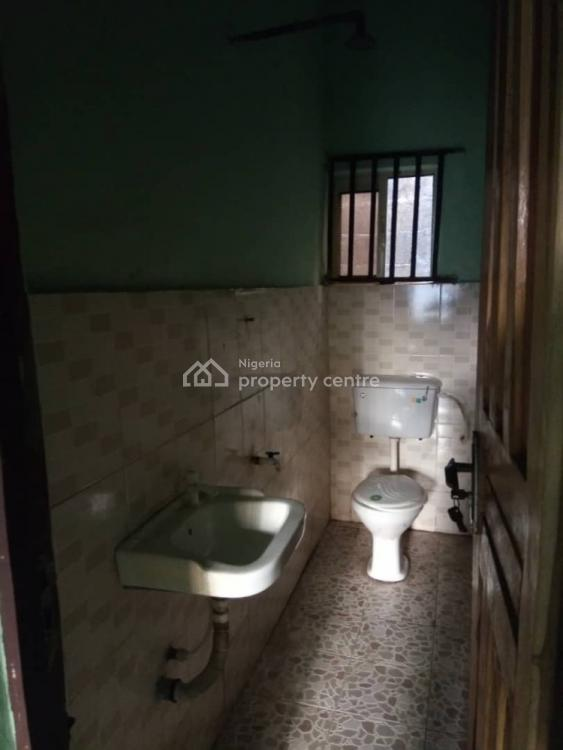 Luxury Single Room Self Contained with Necessary Facilities, Ojokoro Newtown Agric ., Agric, Ikorodu, Lagos, Self Contained (single Rooms) for Rent