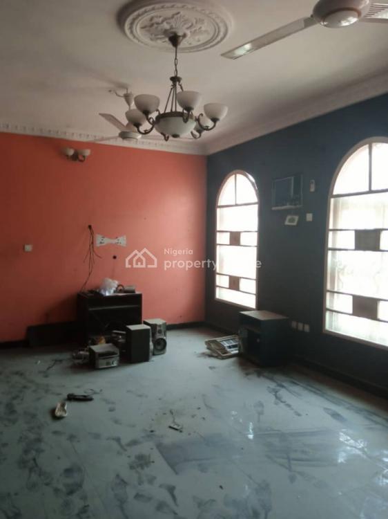 5 Bedroom Detached Duplex on Half Plot of Land, Agboyi Estate, Alapere, Ketu, Lagos, Detached Duplex for Sale