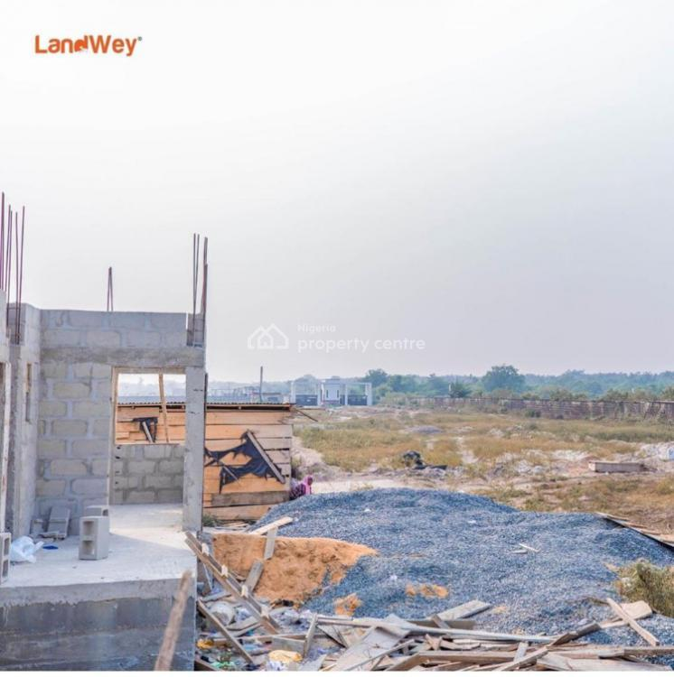 Front Line of High Luxury with C of O As Title, Inside Beechwood Estate, After Shoprite, By Lekki-epe Express Way, Lekki, Lagos, Residential Land for Sale