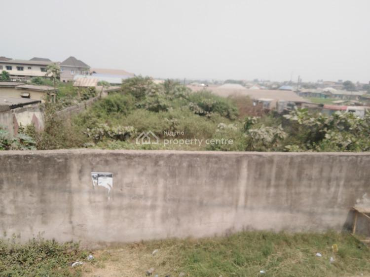Full Plot of Dry Land with Fence and Gate, Along Ikorodu Express Road, Ogolonto Ikorodu Lagos State, Agric, Ikorodu, Lagos, Mixed-use Land for Sale