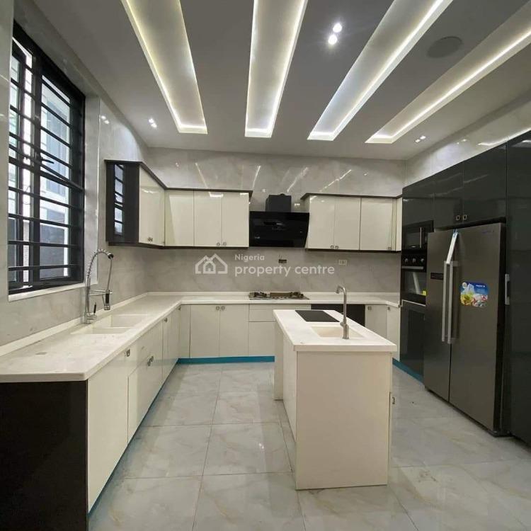 6 Bedroom Fully Detached Duplex with Swimming Pool Cinema & 2 Bq, Lekki Phase 1, Lekki, Lagos, Detached Duplex for Sale