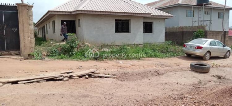 3 Bedroom with 2 Bedroom Flat, Amoo Estate, Behind Amoo Filling Station Akingbile Junction Moniya Ib, Akinyele, Oyo, Flat for Sale