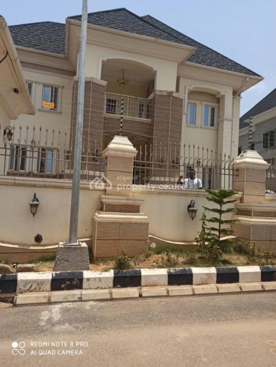 a Well Built and Furnished 4 Bedroom Detached Duplex with Bq, Efab Metropolis, Gwarinpa, Abuja, Detached Duplex for Sale