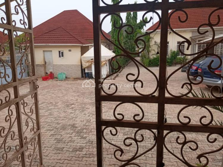 2 Units of 3 Bedroom Bungalows with One Bedroom Bq, Efab City Estate, Lokogoma District, Abuja, Detached Bungalow for Sale