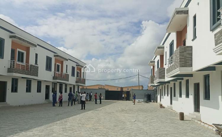 3 Bedroom Duplex Now on Promo, Close to Chevron Toll Gate, Ikota, Lekki, Lagos, Terraced Duplex for Sale