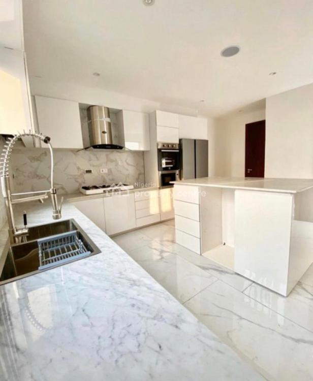 Exquisite 4 Bedroom Fully Detached Duplex with Bq, Swimming Pool., Pinnock Beach Estate, Osapa, Lekki, Lagos, Detached Duplex for Sale