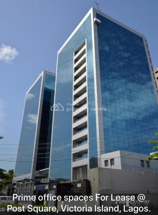 Open Plan Office Space ( Grade a), Adeola Odeku Road, Victoria Island (vi), Lagos, Office Space for Rent