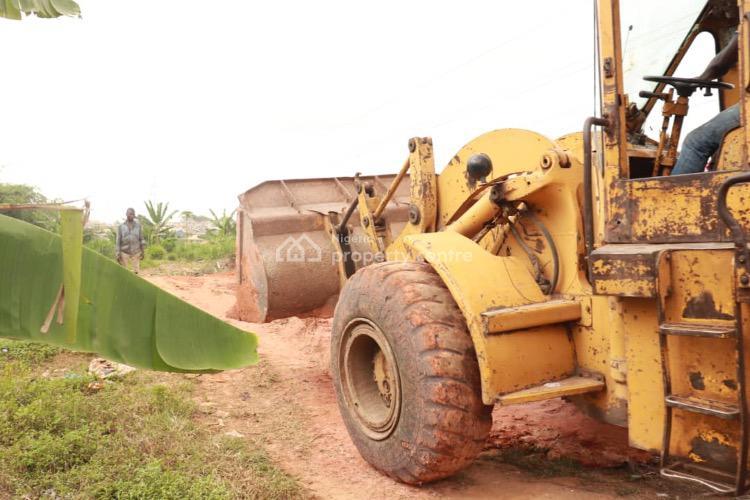 Make a Deposit and Start Building.. Half Plot Available, Dove Royal Estate, Ikola Junction, Baruwa, Ipaja, Lagos, Mixed-use Land for Sale