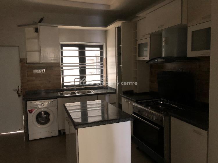 Tastefully Finished 4bedroom Semi Detached Duplex with a Bq, Chevron, Lekki Expressway, Lekki, Lagos, Semi-detached Duplex for Rent