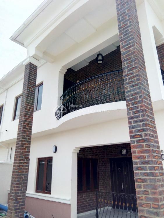 a Brand New 5 Bedroom Duplex, Lake Garden, Lekki Phase 2, Lekki, Lagos, Detached Duplex for Rent