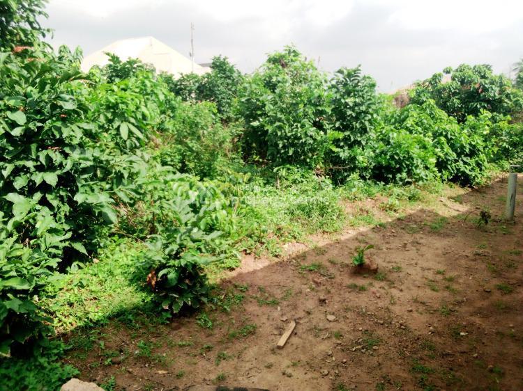 Half Plot of Land, Kute Off Akala Way, Akobo, Ibadan, Oyo, Residential Land for Sale