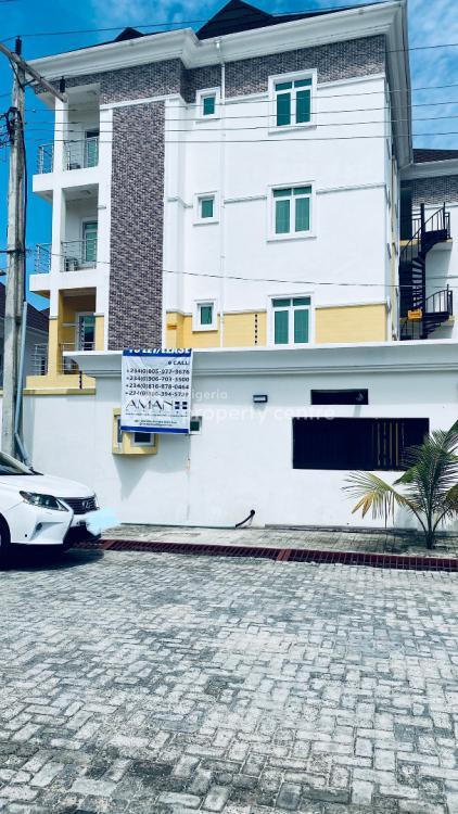 Serviced 6 Units of 3 Bedroom Apartment, Spring Bay Estate, Ikate Elegushi, Lekki, Lagos, Flat for Rent
