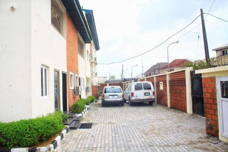 Exclusive Furnished One Bedroom Apartment (daily), 65 Ajiran Agungi, Agungi, Lekki, Lagos, Mini Flat Short Let