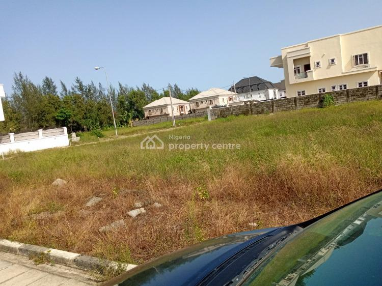 927sqm Land Directly on Estate Major Road, Fountain Spring Ville Estate, Behind Shoprite, Sangotedo, Ajah, Lagos, Residential Land for Sale