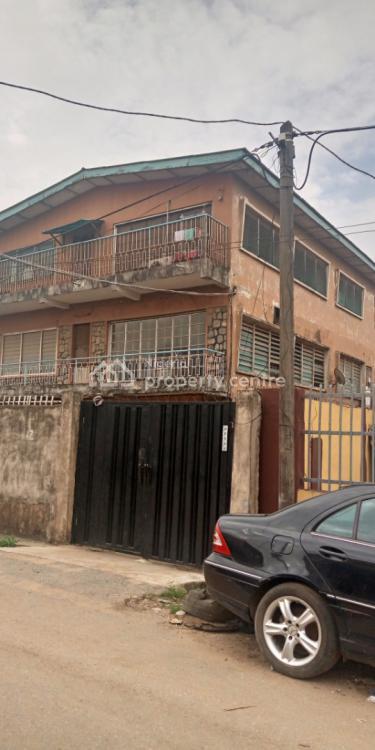 a Block of 3 Bedroom Flat at Papa Ajao, Mushin, Off Sebanjo Street, Papa Ajao Mushin, Papa Ajao, Mushin, Lagos, Flat for Rent