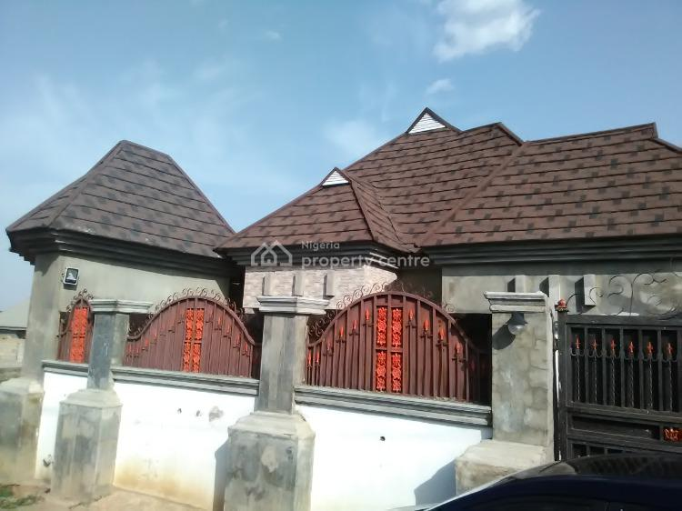 Luxury 3 Bedroom Flat All En-suite 2 Kitchens, Off Shagari Qtrs Dei-dei, Tafa, Niger, Detached Bungalow for Sale