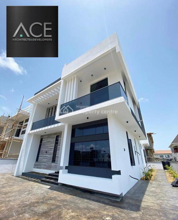 4 Bedrooms Semi-detached Duplex, Orchid Rd ,oral Estate, Ikota, Lekki, Lagos, Semi-detached Duplex for Sale
