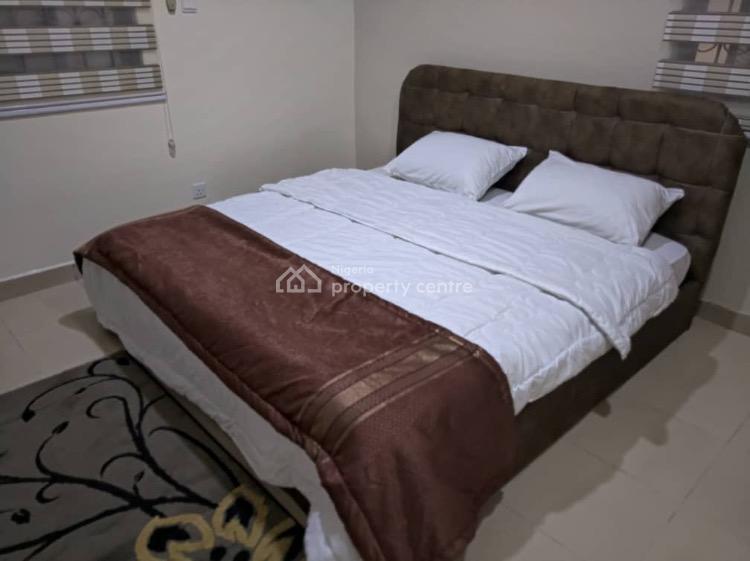 Fully Furnished & Serviced 1bedroom Mini Flat, Off Ademola Adetokunbo Crescent, Wuse 2, Abuja, Mini Flat for Rent