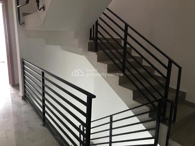 3 Contemporary Brand New 4 Bedroom Terrace House with 1 Room Bq, Oniru, Victoria Island (vi), Lagos, Terraced Duplex for Sale