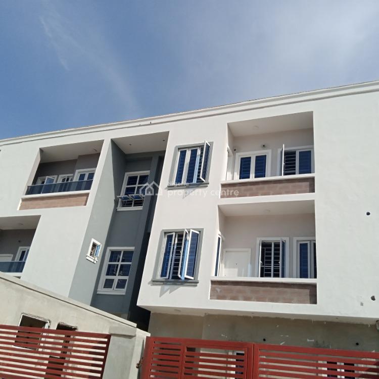2 Bedroom Flat New House, Ochid Road Chevron, Lekki Phase 2, Lekki, Lagos, Flat for Rent