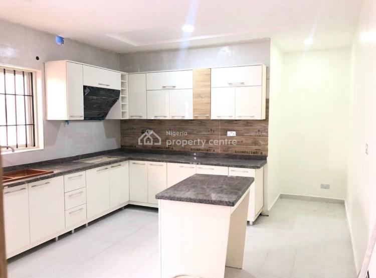 4 Bedroom Semi Detached Duplex with Bq, Orchid Road, Lafiaji, Lekki, Lagos, Semi-detached Duplex for Rent