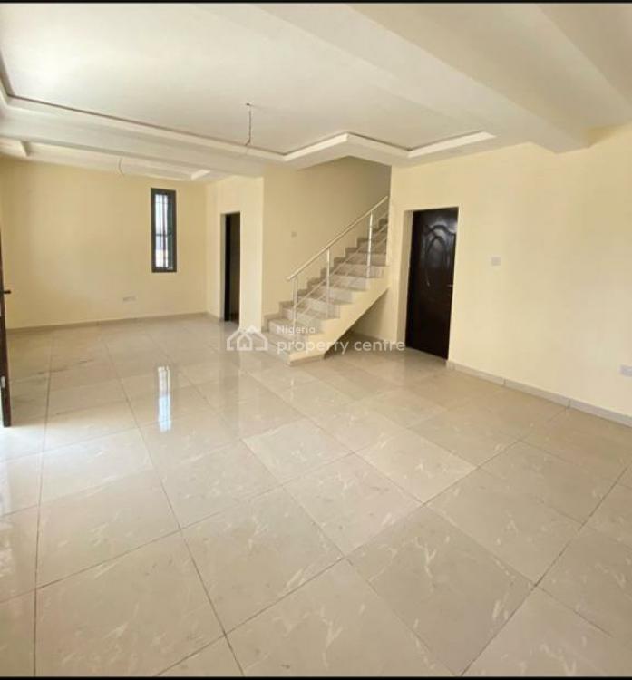 3 Bedrooms Terrace Duplex, 2nd Toll Gate, Agungi, Lekki, Lagos, Terraced Duplex for Sale