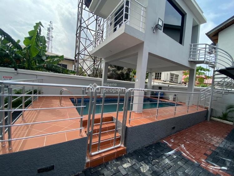Newly Built 4 Bedroom Terraced Duplex with Swimming Pool and Bq, Lekki Phase 1, Lekki, Lagos, Terraced Duplex for Sale