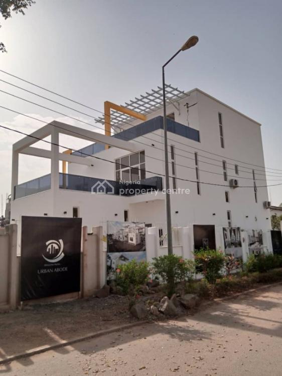 5 Bedroom Duplex with Bq,, Asokoro District, Abuja, Detached Duplex for Sale